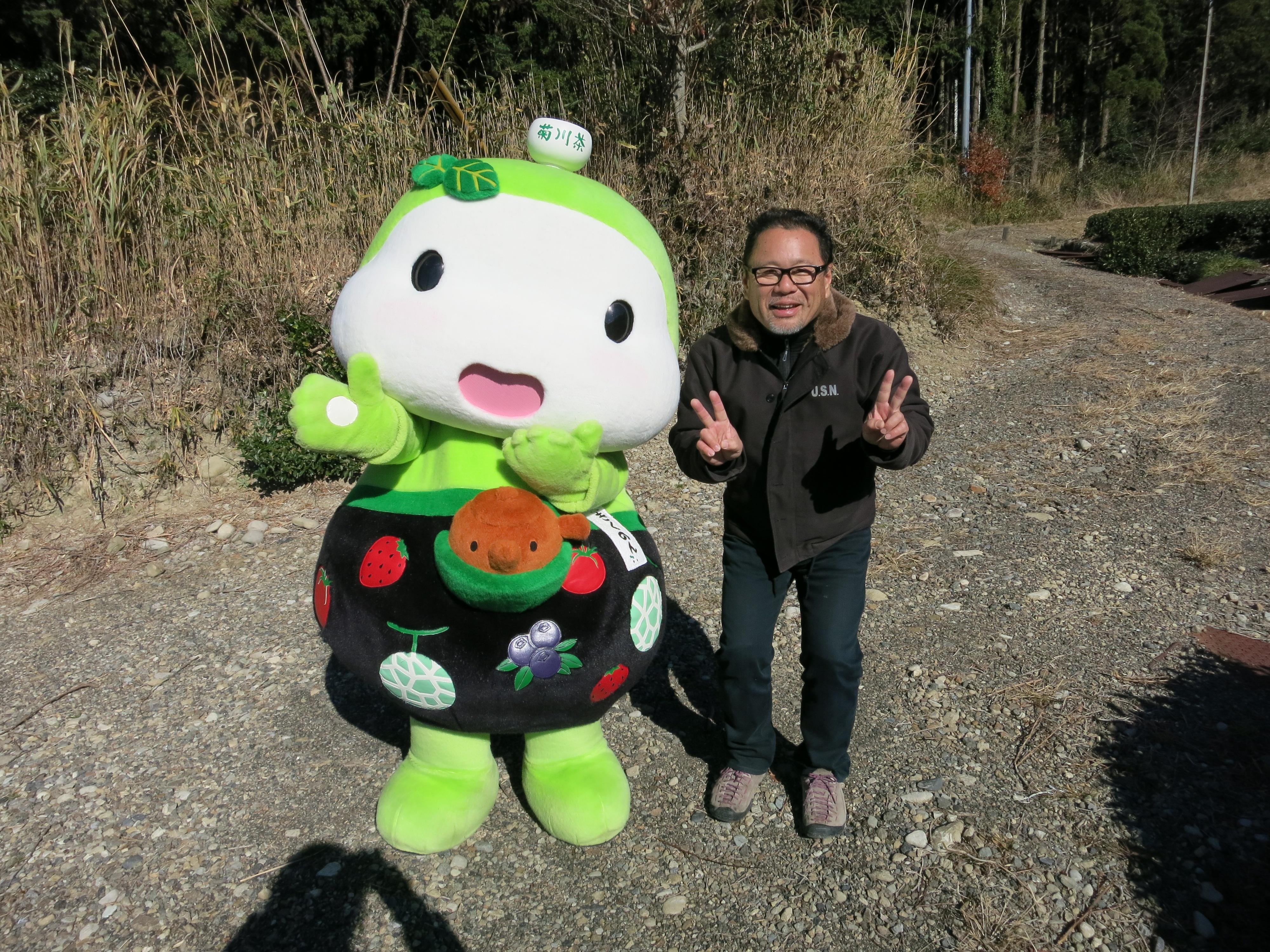 きくのん 任期中に初心者大使退任となった藤咲きく乃さんを意外な場所で目撃